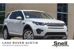 New Land Rover for sale 2018 Land Rover Discovery Sport SE SUV SALCP2RX6JH769683 in Austin TX