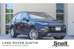Used Vehicles for sale 2018 Land Rover Discovery Sport HSE SUV SALCR2RX8JH741975 in Austin, TX