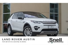 Used Vehicles for sale 2018 Land Rover Discovery Sport HSE SUV SALCR2RX6JH746768 in Austin, TX