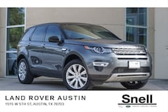 Used Vehicles for sale 2016 Land Rover Discovery Sport HSE Luxury SUV SALCT2BG9GH551736 in Austin, TX