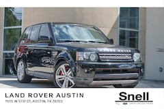 Used Vehicles for sale 2013 Land Rover Range Rover Sport Supercharged SUV SALSH2E44DA770428 in Austin, TX