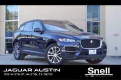 Certified Pre-Owned 2018 Jaguar F-PACE 25t Premium SUV SADCJ2FX4JA248567 for Sale in Austin, TX