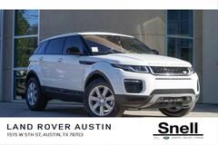 New Land Rover for sale 2019 Land Rover Range Rover Evoque SE SUV SALVP2RX7KH334407 in Austin TX