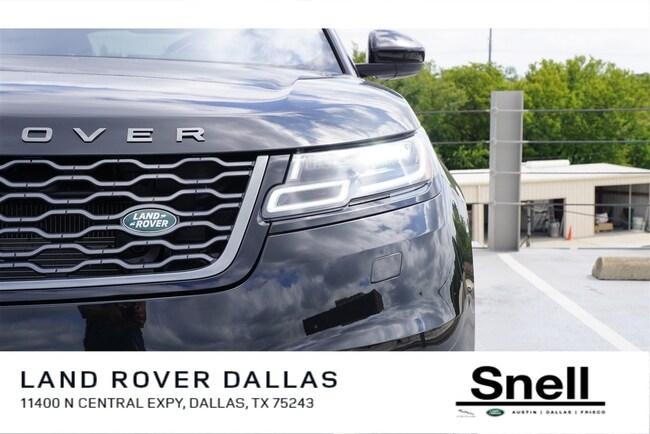 New 2019 Land Rover Range Rover Velar P380 SE R-Dynamic SUV For Sale/Lease Dallas, TX