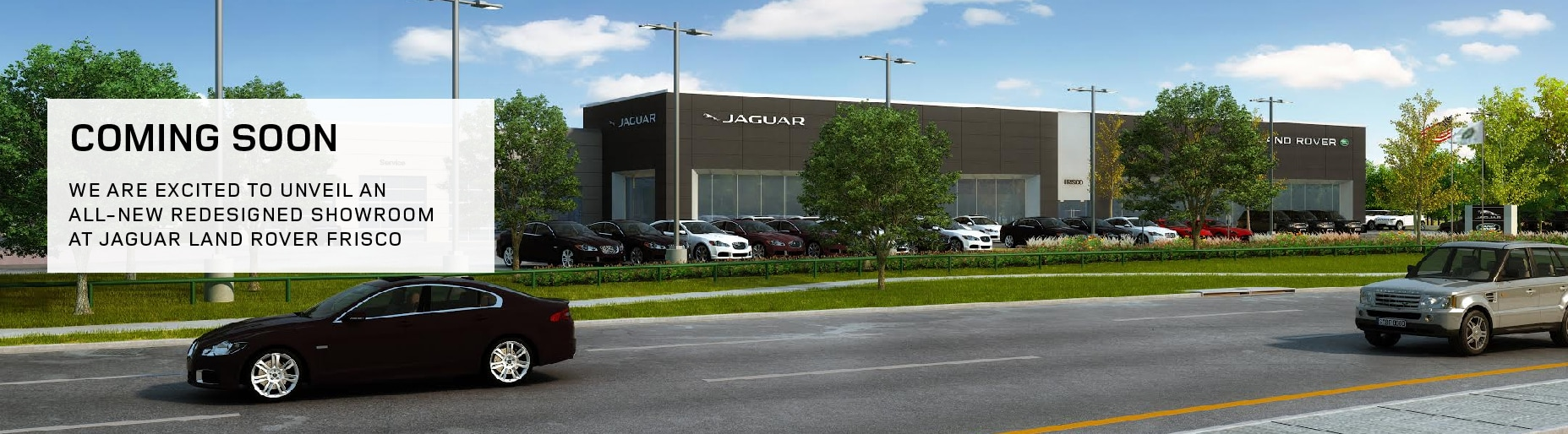 New Land Rover Used Car Dealer In Frisco TX Land Rover Frisco - Land rover local dealer