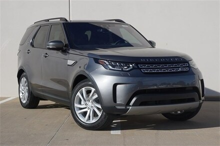 2017 Land Rover Discovery HSE SUV