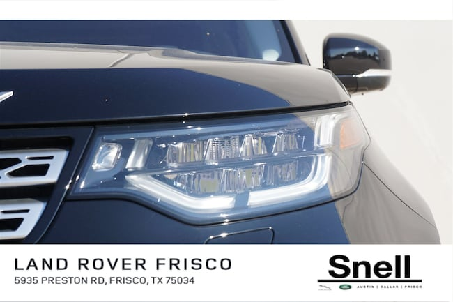 New 2017 Land Rover Discovery HSE Luxury SUV Frisco, TX