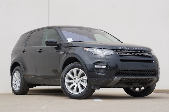 New 2018 Land Rover Discovery Sport SE SUV For Sale/Lease Dallas, TX