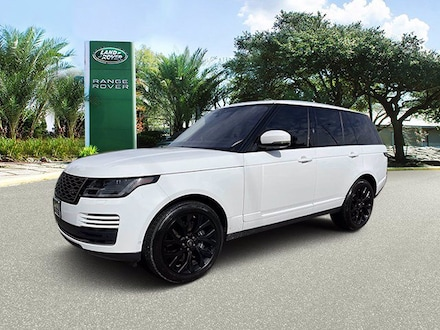 Used 2018 Land Rover Range Rover HSE SUV in Houston