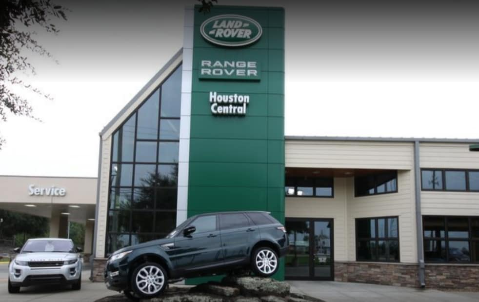 Land Rover Houston Central New Used Dealer Near The Woodlands TX - Land rover local dealer