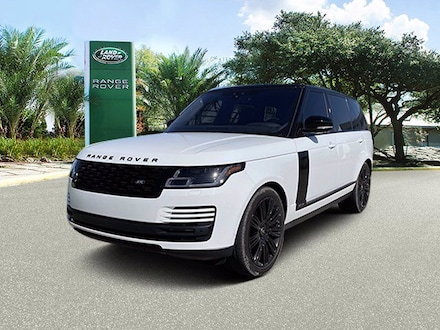 Used 2020 Land Rover Range Rover Supercharged LWB SUV in Houston