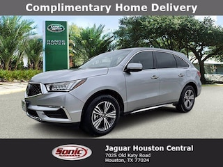 Used 2018 Acura MDX FWD SUV TJL009603 for sale near Houston