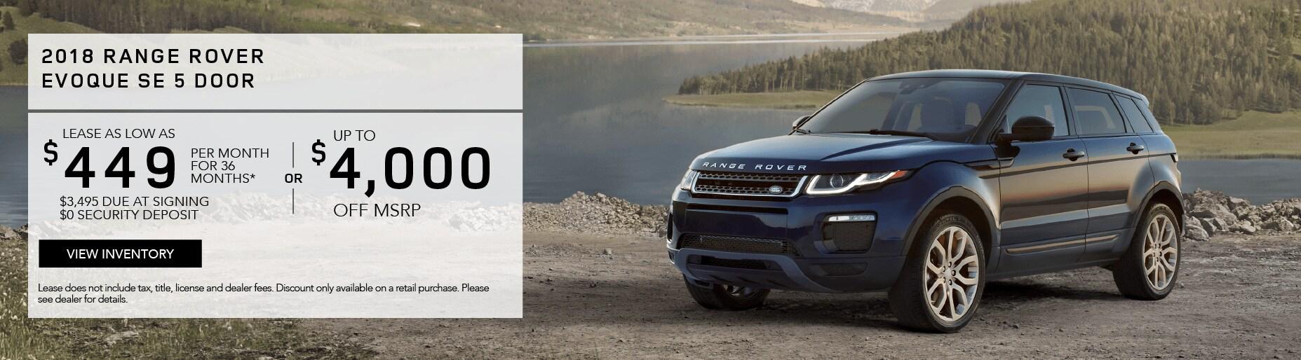 Land Rover Houston Central: New & Used Car Dealer