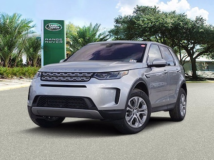 Used 2020 Land Rover Discovery Sport SE SUV in Houston