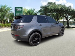 Used 2018 Land Rover Discovery Sport HSE SUV for sale in Houston