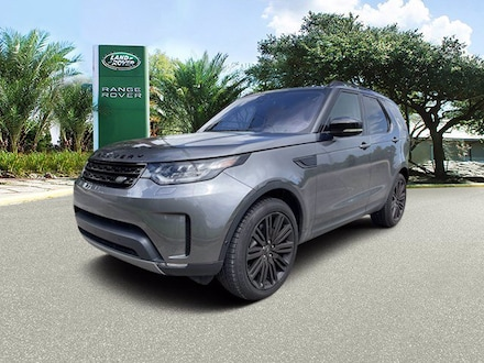 Used 2017 Land Rover Discovery HSE SUV in Houston