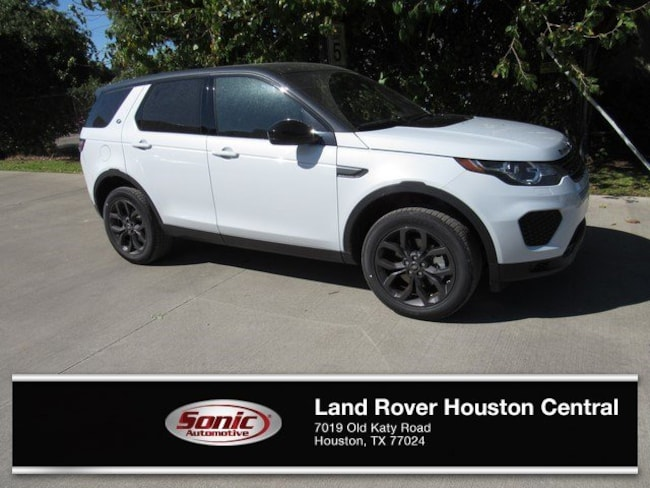 New 2019 Land Rover Discovery Sport HSE (HSE 4WD) SUV for sale in Houston, TX