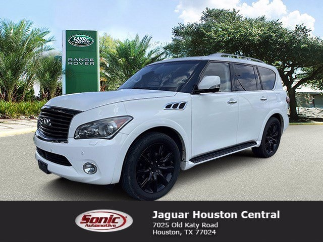 Used 2013 INFINITI QX56 2WD 4dr SUV for sale in Houston