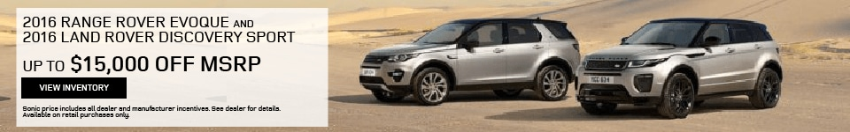 New Land Rover SUVs For Sale Land Rover Houston Central - Range rover inventory