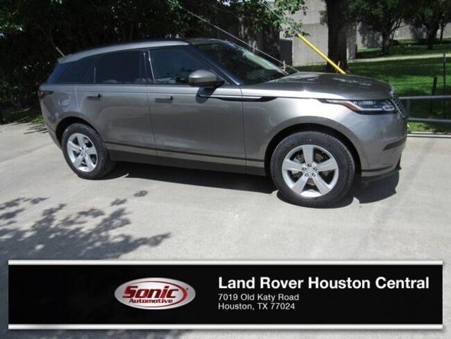 New 2018 Land Rover Range Rover Velar P250 S SUV for sale in Houston, TX