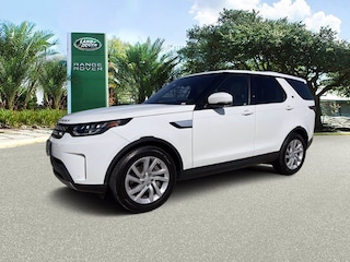 Used 2018 Land Rover Discovery SUV LJA054048 for sale near Houston