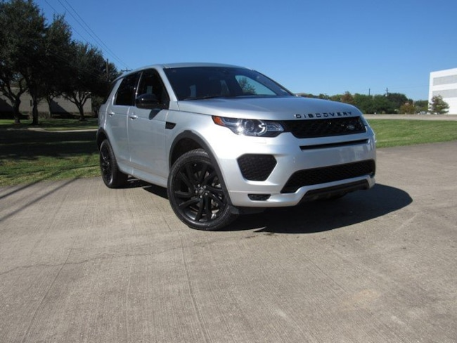 Certified Pre-Owned 2018 Land Rover Discovery Sport HSE SUV for sale in North Houston, TX