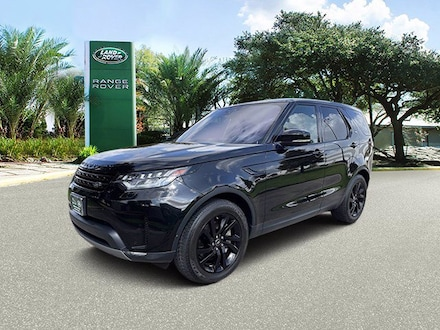 Used 2018 Land Rover Discovery HSE SUV in Houston