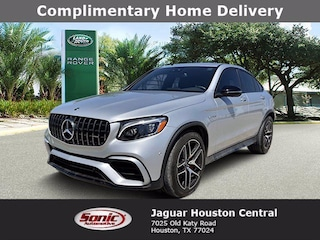 Used 2019 Mercedes-Benz AMG GLC 63 AMG GLC 63 S Coupe for sale in Houston