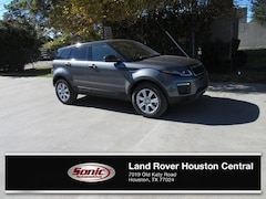 New 2019 Land Rover Range Rover Evoque SE Premium SUV for sale in Houston, TX