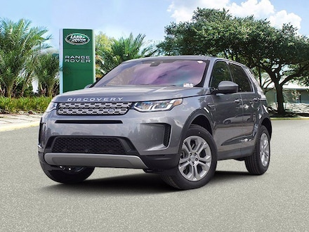 Used 2020 Land Rover Discovery Sport S SUV in Houston