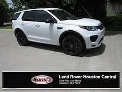 New 2018 Land Rover Discovery Sport HSE 286hp SUV for sale in Houston, TX