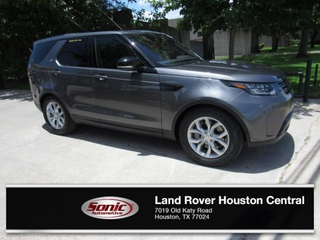 New 2018 Land Rover Discovery SE SUV for sale in Houston, TX
