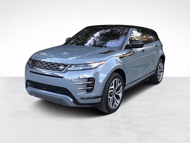 New 2020 Land Rover Range Rover Evoque First Edition SUV for sale in North Houston