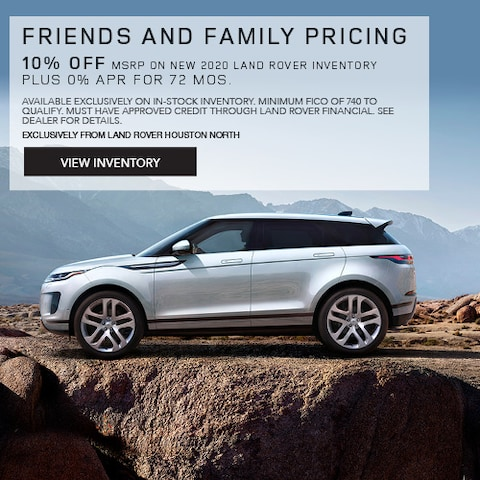 Friends and Family Pricing