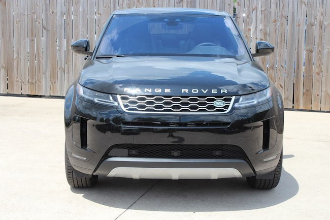 2020 Land Rover Range Rover: Changes, New Inline-6 Engine, Price >> New 2020 Land Rover Range Rover Evoque For Sale In Houston