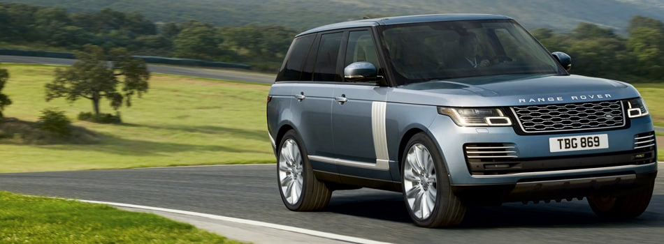New Range Rover >> New Range Rover At Land Rover Houston Central