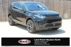 New 2019 Land Rover Discovery Sport Landmark SUV for sale in Houston