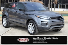 New 2018 Land Rover Range Rover Evoque SE SUV for sale in North Houston