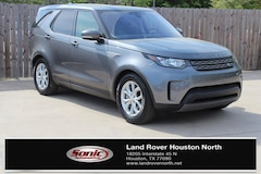 New 2018 Land Rover Discovery SE SUV for sale in Houston