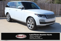 New 2019 Land Rover Range Rover 5.0L V8 Supercharged SUV for sale in Houston