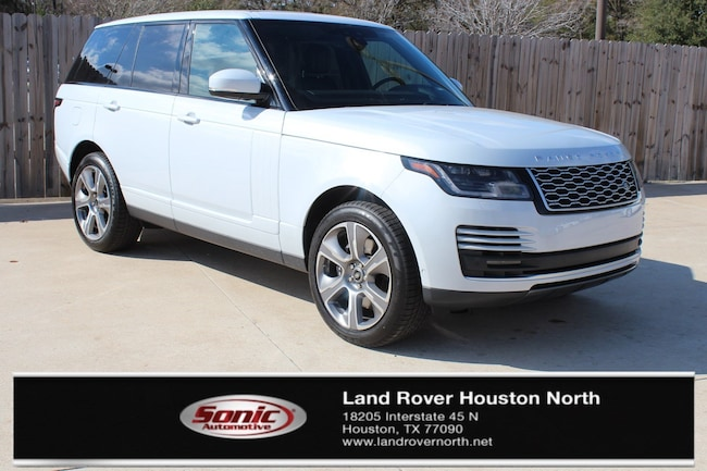 New 2019 Land Rover Range Rover 5.0L V8 Supercharged SUV for sale in North Houston