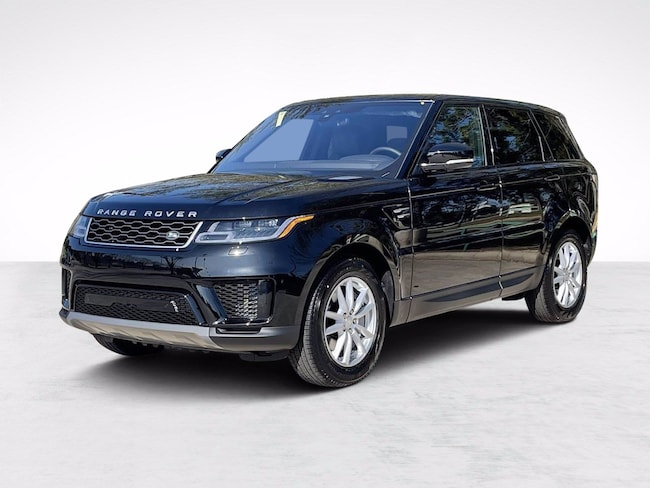 New 2021 Land Rover Range Rover Sport SE MHEV SUV for sale in North Houston