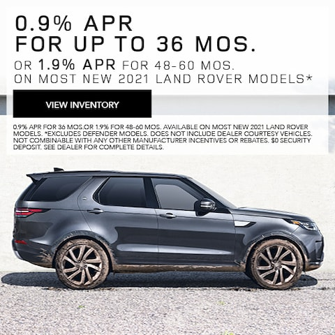 0.9% APR For Up To 36 Mos.