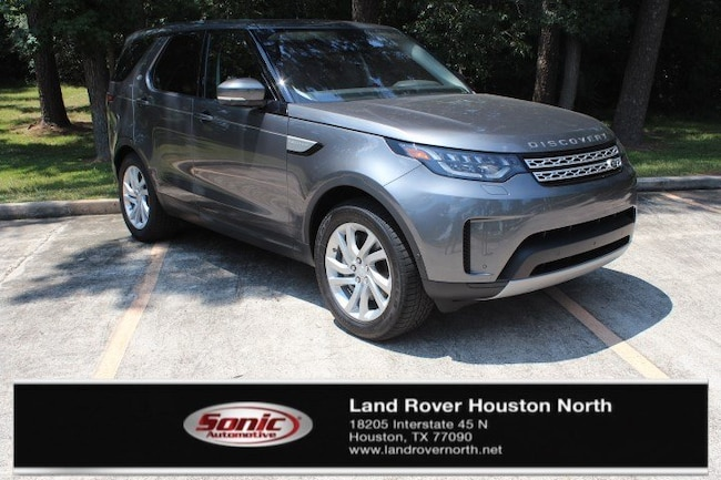 New 2018 Land Rover Discovery HSE SUV for sale in North Houston