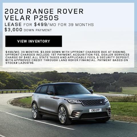 2020 Range Rover Velar P250S