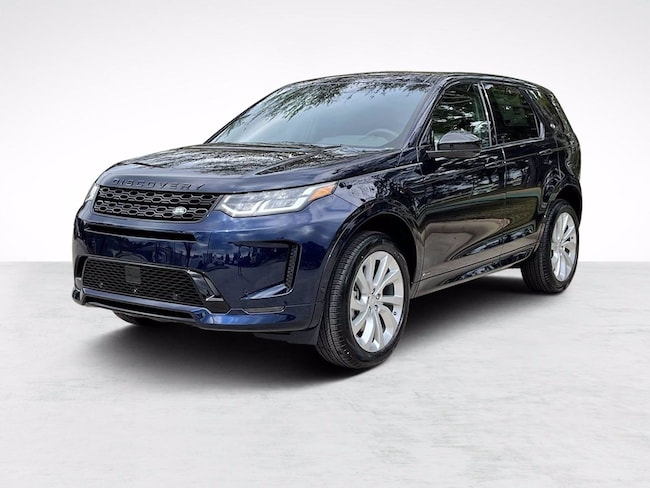 New 2021 Land Rover Discovery Sport S R-Dynamic SUV for sale in North Houston