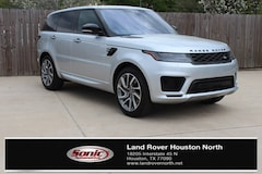 New 2019 Land Rover Range Rover Sport HSE Dynamic SUV for sale in Houston