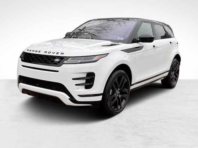 New 2021 Land Rover Range Rover Evoque R-Dynamic HSE SUV for sale in North Houston
