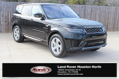 New 2019 Land Rover Range Rover Sport HSE SUV for sale in Houston