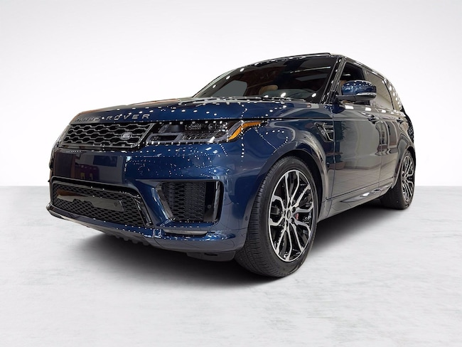 New 2021 Land Rover Range Rover Sport HSE Dynamic SUV for sale in North Houston